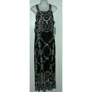Ladies NWT Love Luscious Maxi Dress, Large